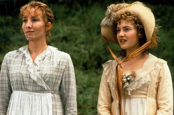 Raison et sentiments Sense and sensibility de AngLee avec Emma Thompson et Kate Winslet 1995 d'apres Jane Austen