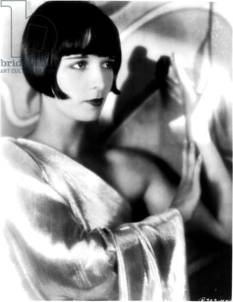 Louise Brooks (1906-1985) in 1929