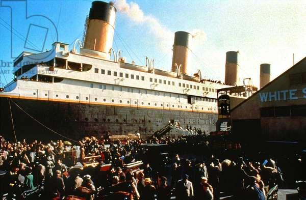 Titanic de JamesCameron 1997 Oscar1997