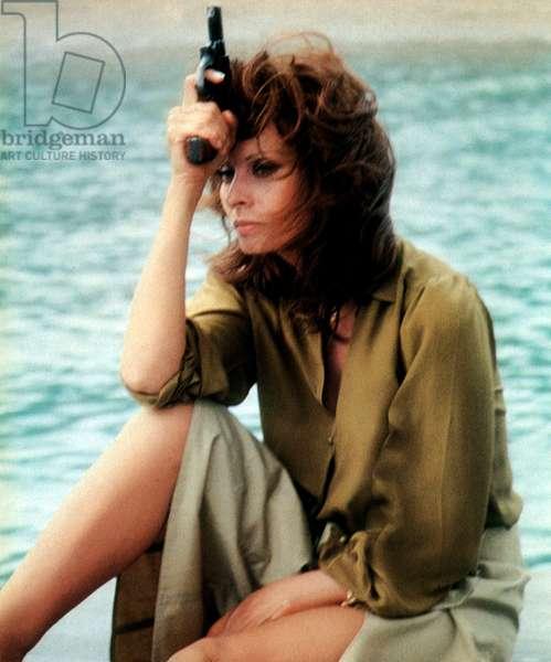 L'arme au poing Firepower, de Michael Winner avec Sophia Loren 1979