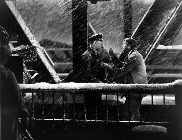 La vie est belle IT'S A WONDERFUL LIFE de FrankCapra avec James Stewart, Ward Bond, 1946