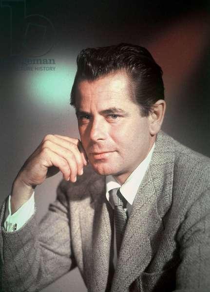 Actor Glenn Ford in 1951