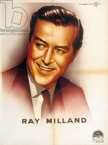 Ray Milland en 1936
