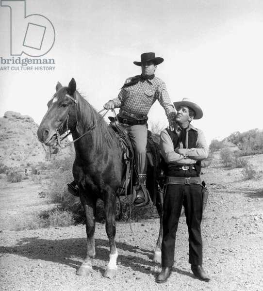 Le Trouillard du Far West Pardners de NormanTaurog avec Dean Martin et Jerry Lewis 1956
