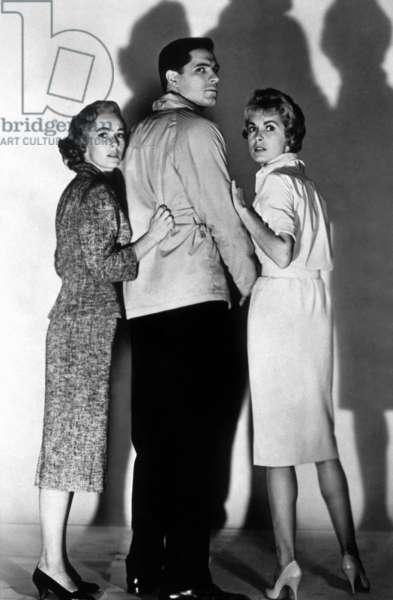 Psychose Psycho de AlfredHitchcock avec Janet Leigh et John Gavin 1960
