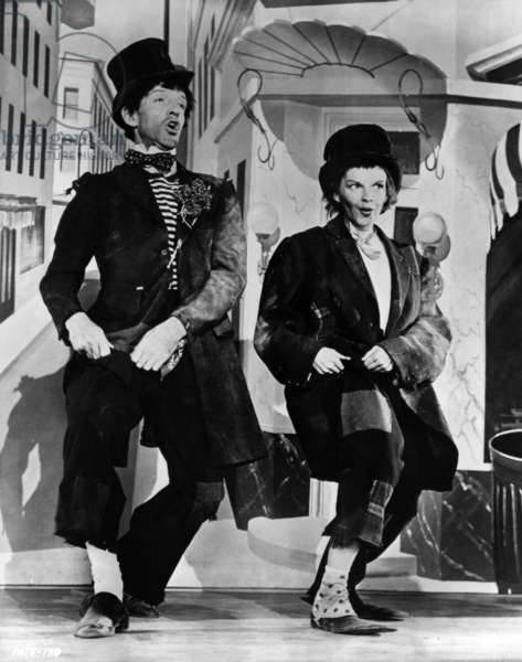 Parade de printemps EASTER PARADE de Charles Walters avec Judy Garland et Fred Astaire, 1948.