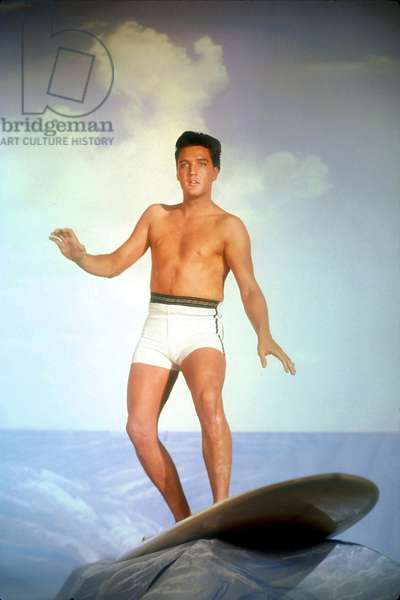 Sous le ciel bleu de Hawaii (Blue Hawaii) de NormanTaurog avec Elvis Presley, 1961