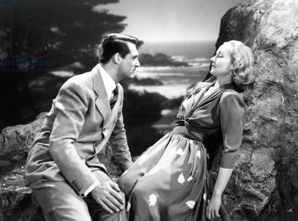 L'autre IN NAME ONLY de JohnCromwell avec Cary Grant, Carole Lombard, 1939