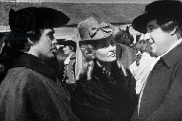 Marie Antoinette reine de France de JeanDelannoy avec Michele Morgan et Richard Todd en 1956