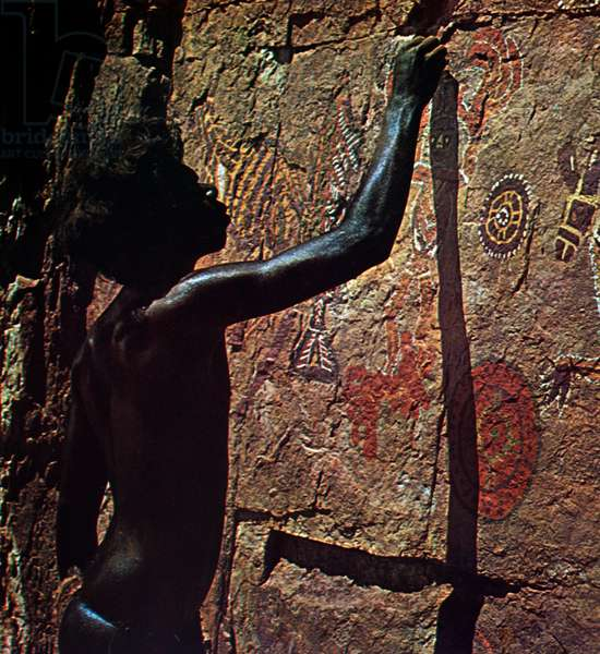 Walkabout directed by Nicolas Roeg with David Gulpilil, 1971