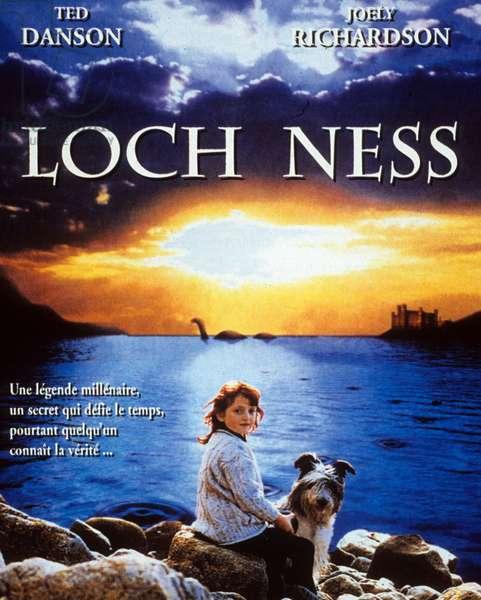 Afffiche du film Loch Ness de JohnHenderson avec Kirsty Graham 1996