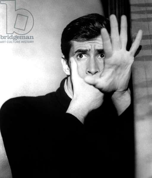 Psychose Psycho de AlfredHitchcock avec Anthony Perkins 1960