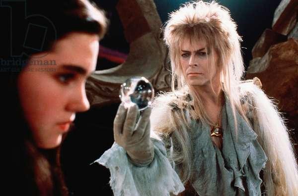 Labyrinthe (Labyrinth) de JimHenson avec Jennifer Connelly et David Bowie 1986