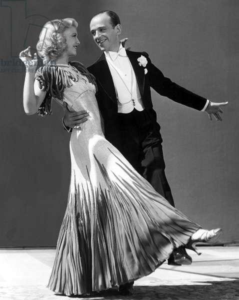 La joyeuse divorcee The gay divorcee de MarkSandrich avec Ginger Rogers et Fred Astaire 1934