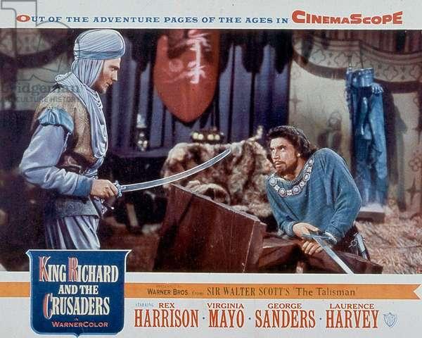 Richard Coeur de Lion King  Richard and the Crusaders de DavidButler 1954 (d'apres WalterScott)