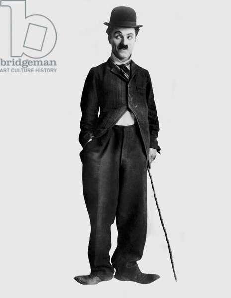 Charlie Chaplin (1889 - 1977) en Charlot