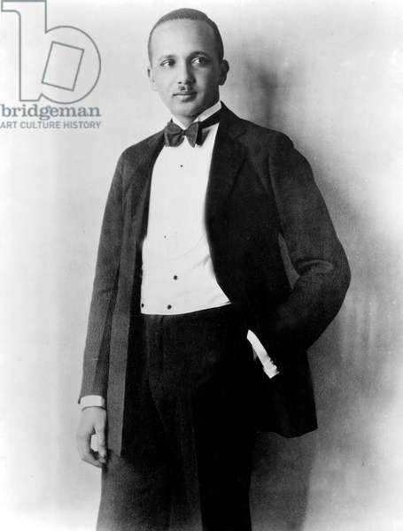 Fletcher Henderson (1898-1952) American jazzman c. 1925