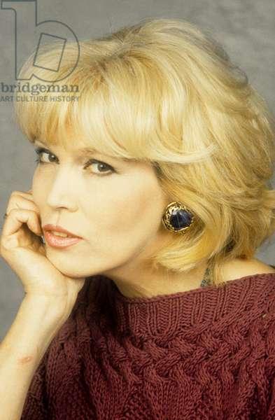 Amanda Lear en 1984