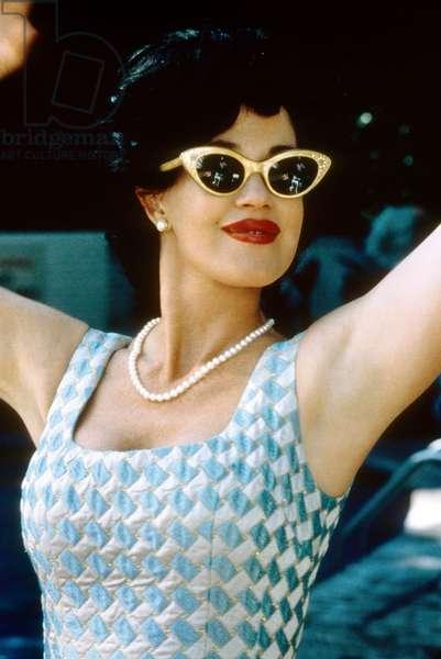 La Tete dans le carton a chapeaux Crazy in Alabama de AntonioBanderas avec Melanie Griffith 1999