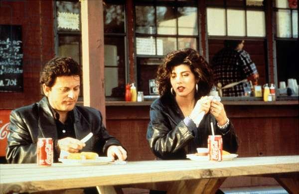 Mon cousin Vinny MY COUSIN VINNY de JonathanLynn avec Marisa Tomei, Joe Pesci, 1992