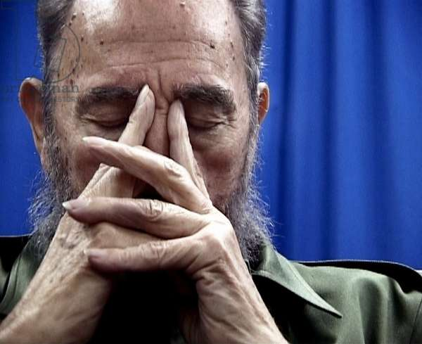 COMANDANTE, film documentaire de OliverStone sur Fidel Castro, 2003