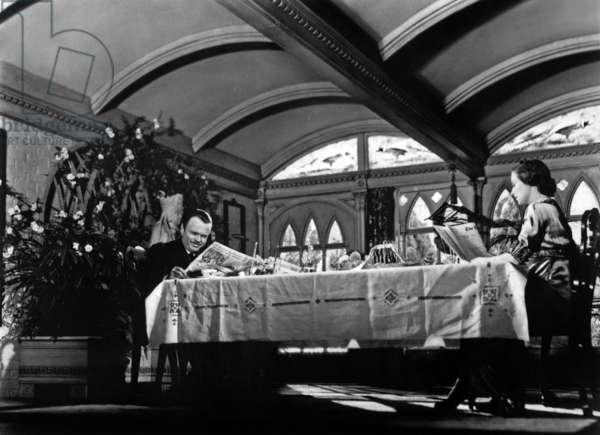 Citizen Kane de Orson Welles avec Orson Welles et Dorothy Coringore 1941