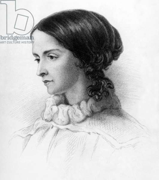 Bettina von Arnim (1785-1859) a German woman of letters, she maintained a correspondence with Goethe,