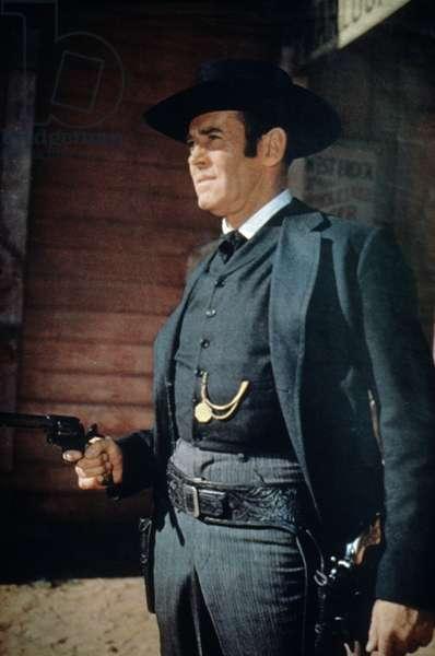 L'Homme aux colts d'or Warlock de EdwardDmytryk avec Henry Fonda 1959