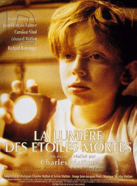 La lumiere des etoiles mortes de Charles Matton avec Jean-Fran¿ois Balmer 1994