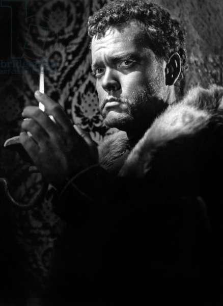 OTHELLO (aka THE TRAGEDY OF OTHELLO: THE MOOR OF VENICE) de OrsonWelles avec Orson Welles, 1952, tourne a Essaouira au Maroc,Palmed'or1952