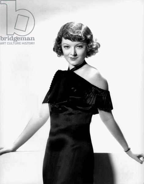 American Actress Myrna Loy (1905-1993) c. 1930