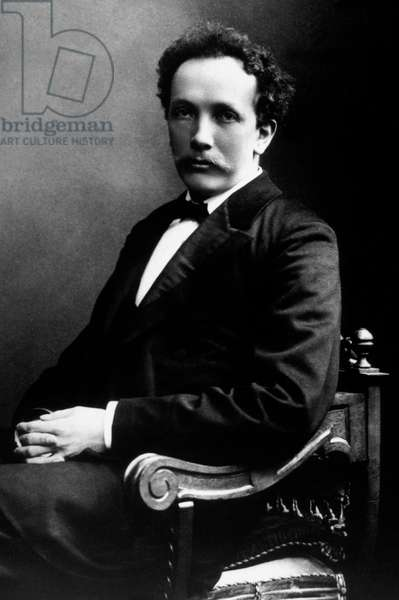 Richard Strauss (1864-1949) German composer and symphony conductor