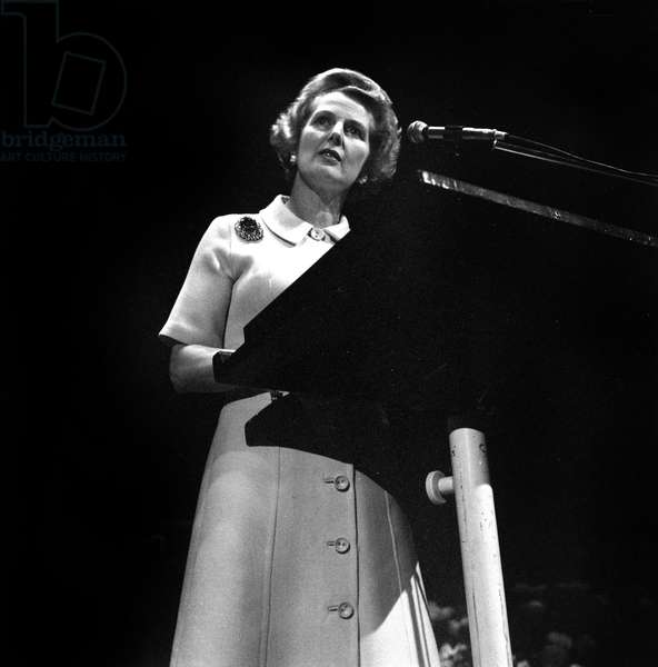 Conservative Leader, Margaret Thatcher, at Ford Lecture to Youth, 17th Annual Lecture, 8 Nov 1971