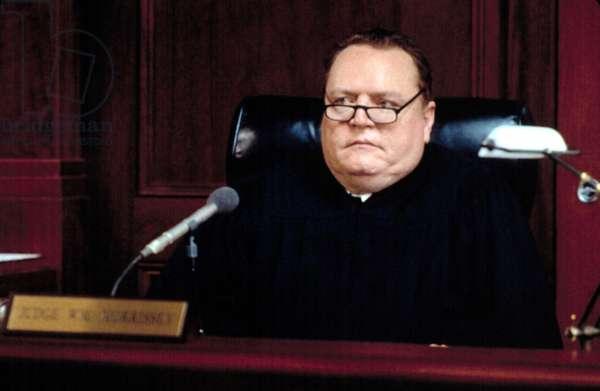 Larry Flynt The People vs. Larry Flynt de MilosForman avec Larry Flynt (dans le role du juge Morrissey) 1996