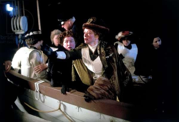 Titanic de JamesCameron avec Kathy Bates et Frances Fisher, 1997