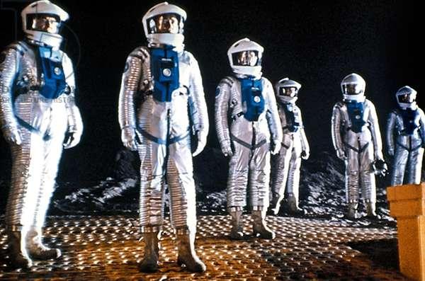2001 l'Odyssee de l'Espace 2001 A Space Odyssey de Stanley Kubrick 1968