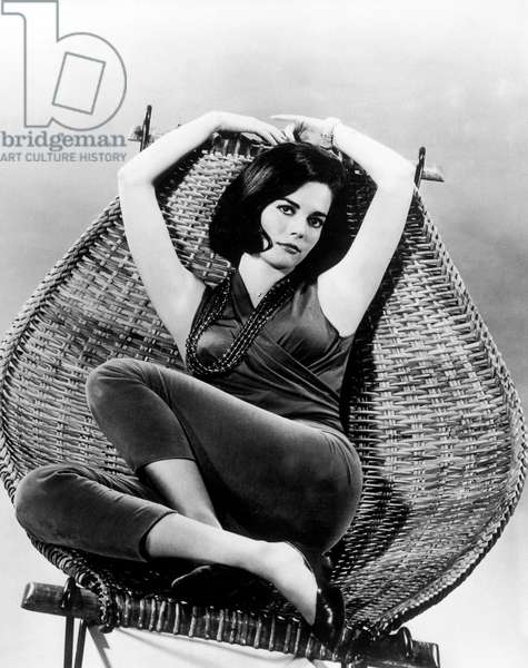 Natalie Wood in 1961