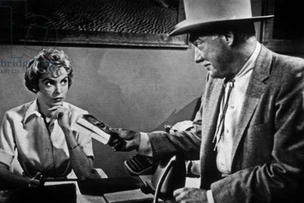 Psychose Psycho de AlfredHitchcock avec Janet Leigh 1960