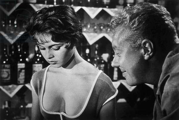 La lumiere d'en face Light across the street de GeorgesLacombes avec Brigitte Bardot 1955