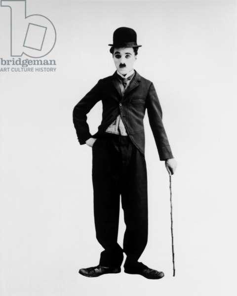 actior Charles Chaplin (1889-1977)