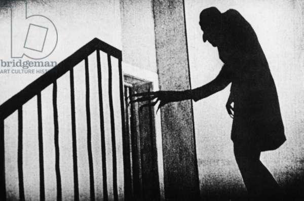 Nosferatu le vampire de F.W. Murnau avec Max Schreck 1922 d'apres le roman de Bram Stoker