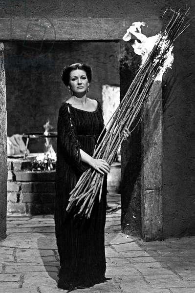 Medee de PierPaoloPasolini avec Maria Callas 1970
