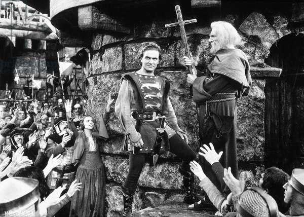 Les croisades THE CRUSADES de CecilBDeMille avec Henry Wilcoxon 1935