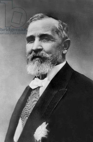 Emile Loubet (1838-1929) French President