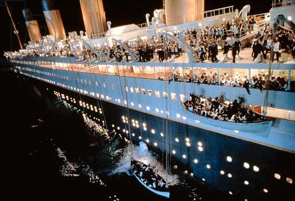 Titanic de JamesCameron , 1997