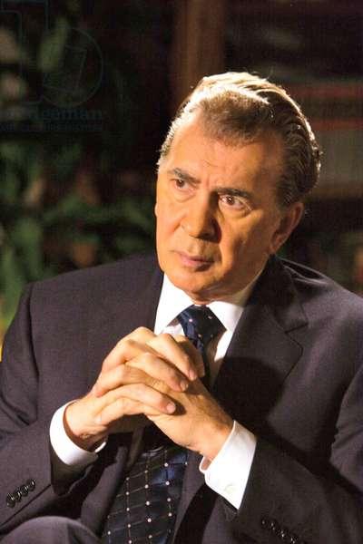 Frost/Nixon de RonHoward avec Frank Langella (dans le role de Richard Nixon) 2008
