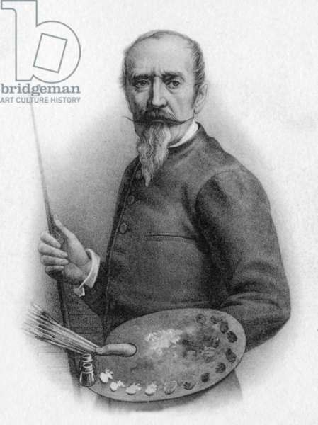 The Painter Horace Vernet (1789-1863)