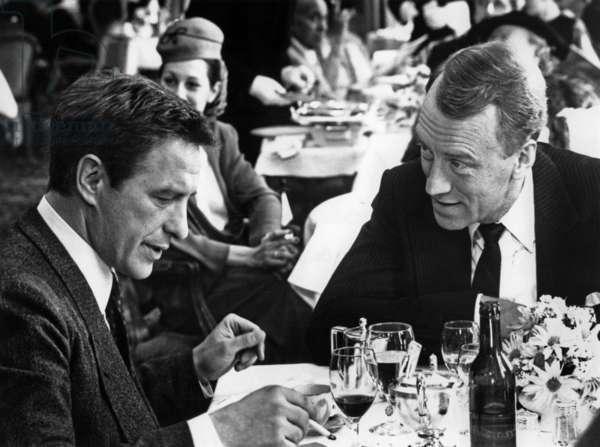 La cible etoilee de JohnHough avec John Cassavetes et Max von Sydow 1978