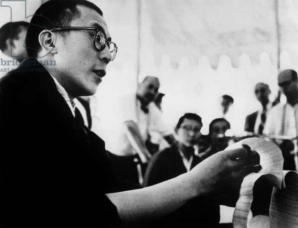 Dali Lama in Tibet May 1962