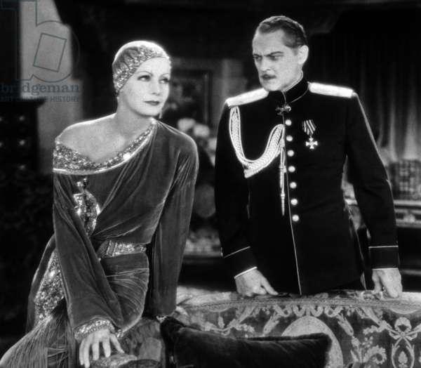 Mata Hari de George Fitzmaurice avec Lionel Barrymore et Greta Garbo as Mata Hari 1931